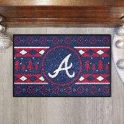 MLB - Atlanta Braves Holiday Sweater Starter 19