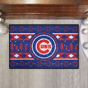 MLB - Chicago Cubs Holiday Sweater Starter 19
