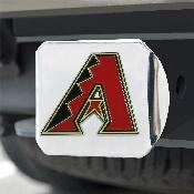 MLB - Arizona Diamondbacks Color Hitch - Chrome 3.4
