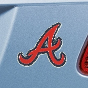 MLB - Atlanta Braves Color Emblem  3