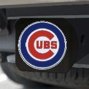 MLB - Chicago Cubs Color Hitch - Black 3.4