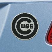 MLB - Chicago Cubs Chrome Emblem 3
