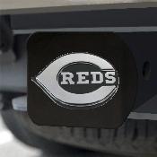 MLB - Cincinnati Reds Hitch Cover - Black 3.4