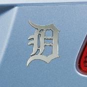 MLB - Detroit Tigers Chrome Emblem 3