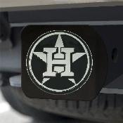MLB - Houston Astros Hitch Cover - Black 3.4