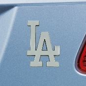 MLB - Los Angeles Dodgers Chrome Emblem 3