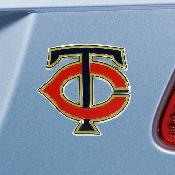 MLB - Minnesota Twins Color Emblem  3