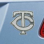 MLB - Minnesota Twins Chrome Emblem 3