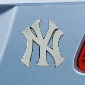 MLB - New York Yankees Chrome Emblem 3