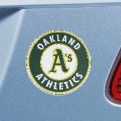 MLB - Oakland Athletics Color Emblem  3