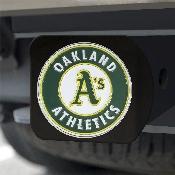 MLB - Oakland Athletics Color Hitch - Black 3.4