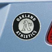 MLB - Oakland Athletics Chrome Emblem 3