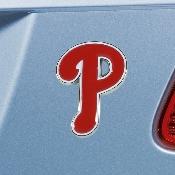 MLB - Philadelphia Phillies Color Emblem  3