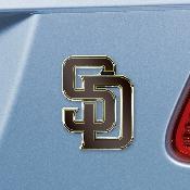 MLB - San Diego Padres Color Emblem  3