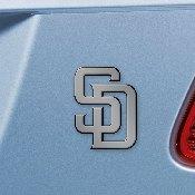 MLB - San Diego Padres Chrome Emblem 3