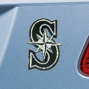 MLB - Seattle Mariners Chrome Emblem 3