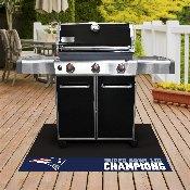 Super Bowl LII Champions Grill Mat 26