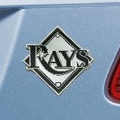 MLB - Tampa Bay Rays Chrome Emblem 3