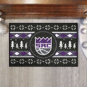 NBA - Sacramento Kings Holiday Sweater Starter Mat 19