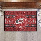 NHL - Carolina Hurricanes Holiday Sweater Starter 19