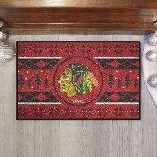 NHL - Chicago Blackhawks Holiday Sweater Starter 19
