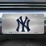 MLB - New York Yankees Diecast License Plate 12X6