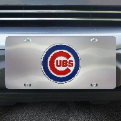 MLB - Chicago Cubs Diecast License Plate 12X6
