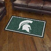 Michigan State University 3x5 Rug
