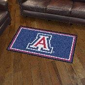 University of Arizona 3x5 Rug