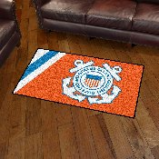 U.S. Coast Guard 3x5 Rug