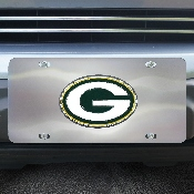 NFL - Green Bay Packers Diecast License Plate 12X6