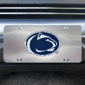 Penn State Diecast License Plate 12X6