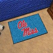 University of Mississippi (Ole Miss) Starter Mat 19