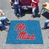 University of Mississippi (Ole Miss) Tailgater Mat 59.5