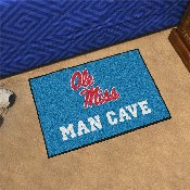 University of Mississippi (Ole Miss) Man Cave Starter 19