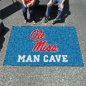 University of Mississippi (Ole Miss) Man Cave UltiMat 59.5