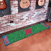 University of Mississippi (Ole Miss) Putting Green Mat 18