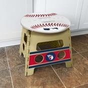 MLB - Cleveland Indians Folding Step Stool 14