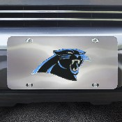 NFL - Carolina Panthers Diecast License Plate 12