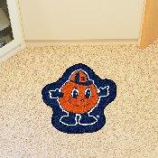 Syracuse University Mascot Mat 30