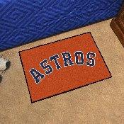 Houston Astros Starter Mat - 19