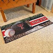 Texas Tech Baseball Runner 30