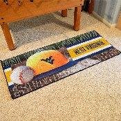 West Virginia Baseball Runner 30