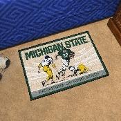 Michigan State University Starter Mat - Ticket 19