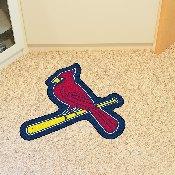 MLB - St. Louis Cardinals Mascot Mat 30