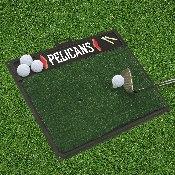NBA - New Orleans Pelicans Golf Hitting Mat 20