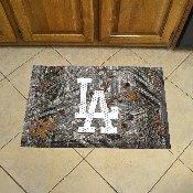 Los Angeles Dodgers Scraper Mat - 19