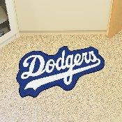 Los Angeles Dodgers Mascot Mat - 30