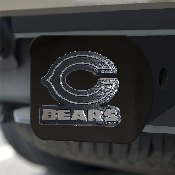 Chicago Bears Hitch Cover 3.4