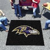 NFL - Baltimore Ravens Tailgater Mat 59.5
